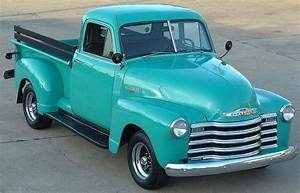1950 Chevy Pickup Colors