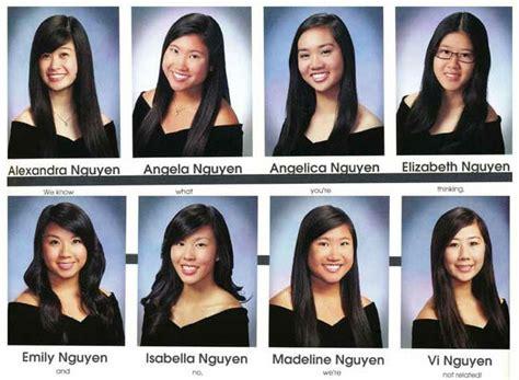 meet  nguyen seniors  yearbook quotes  viral