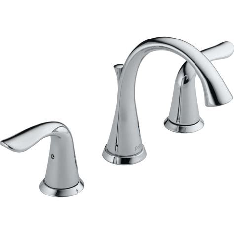 Delta Faucet by Delta Faucet 3538 Mpu Dst Lahara Polished Chrome Two