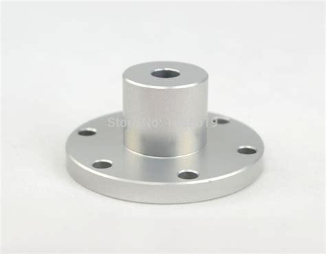 mm universal aluminum mounting hub   shaft coupling  robotpartstore