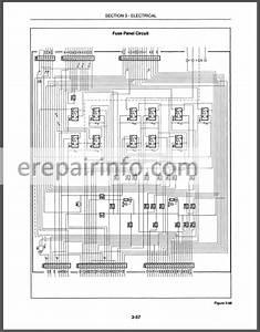 New Holland 555e 575e 655e 675e Repair Manual