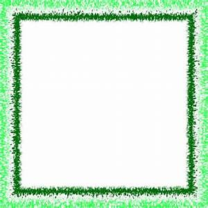 Blue And Green Border Clipart (13+)