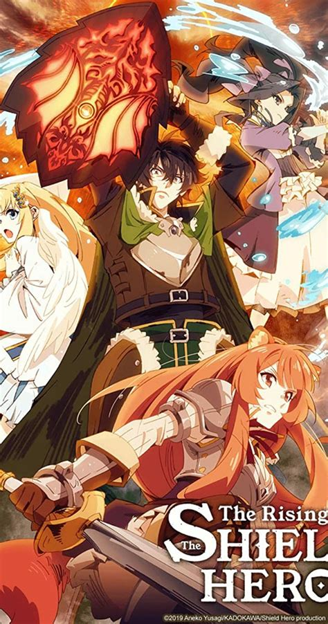 rising   shield hero tv series