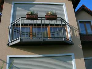 balkone und balkongelander von kirchberger metallbau With französischer balkon mit deko gartenzaun metall