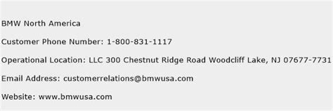 Bmw Customer Service Phone Number by Bmw America Number Bmw America Customer