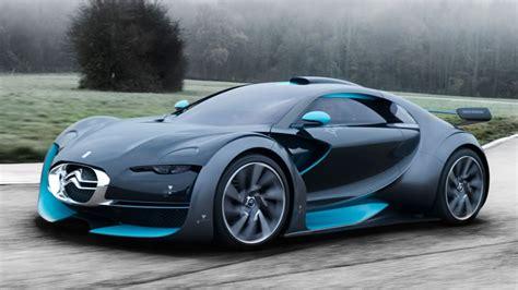 Concept-car Citroën Survolt
