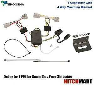 Fits Toyota Tacoma Trailer Hitch Wiring Way