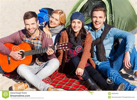 Nothing But The Best Friends Stock Photo  Image 45609482