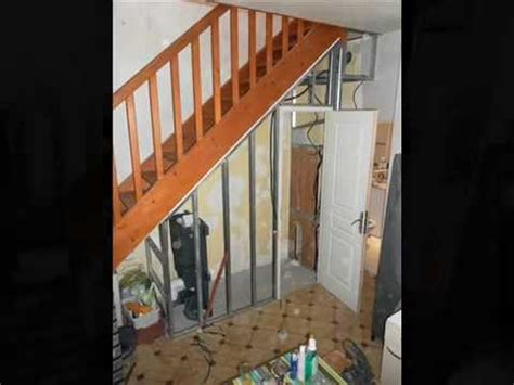 comment amenager wc sous escalier