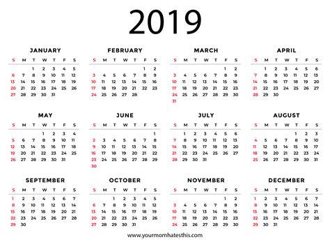 calendars printable calendar templates