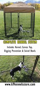 k9 kennel store complete dog kennel system is our middle With complete dog kennels