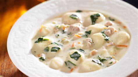 copykatcoms olive garden chicken gnocchi soup