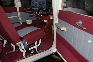 Cessna 172 Aircraft Interiors