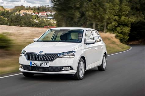 skoda fabia review car magazine