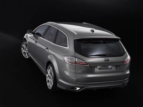 Ford Mondeo Concept 2006 Ford Mondeo Concept 2006 Photo 06