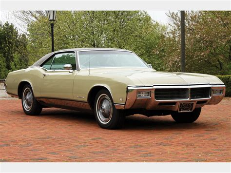 69 Buick Riviera by Rm Sotheby S 1969 Buick Riviera Hershey 2017