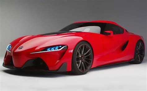 2016 Toyota Supra Concept, Specs And Price