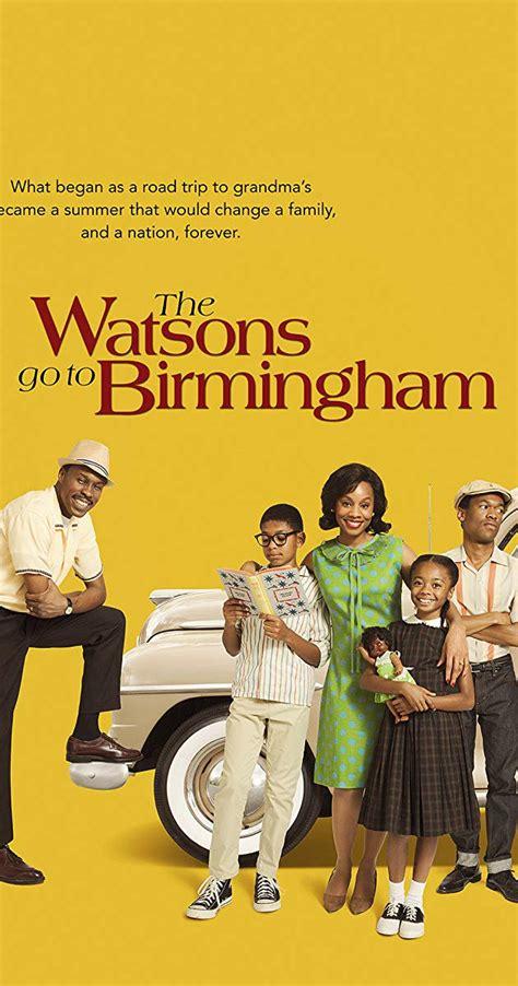 watsons   birmingham tv