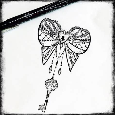heart  ribbon tattoo designs clipart