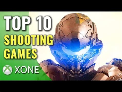 Top 10 Best Xbox One Shooting Games Youtube