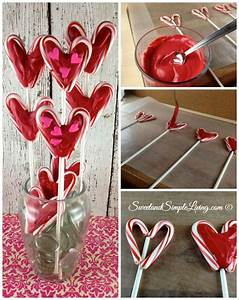 1000+ images about Edible Crafts - Valentines Day on Pinterest
