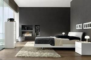 Schwarze Möbel Welche Wandfarbe : 55 interessante wei e m bel ~ Bigdaddyawards.com Haus und Dekorationen