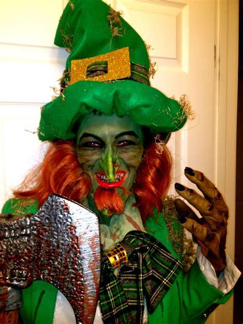 Scary Leprechaun Costumes - Meningrey