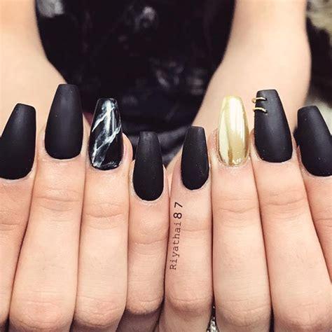 Модный черный маникюр 20202021 фото варианты маникюра с черным лаком