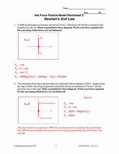 27 Dynamics Friction Worksheet Answers