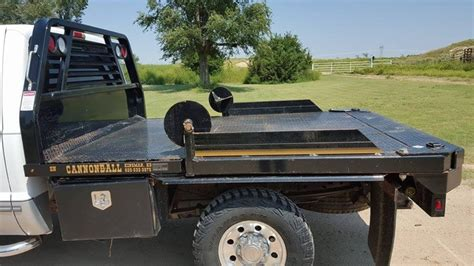 Cannonball Bale Bed by 1999 Ford F250 7 3diesel With Cannonball Bale Bed