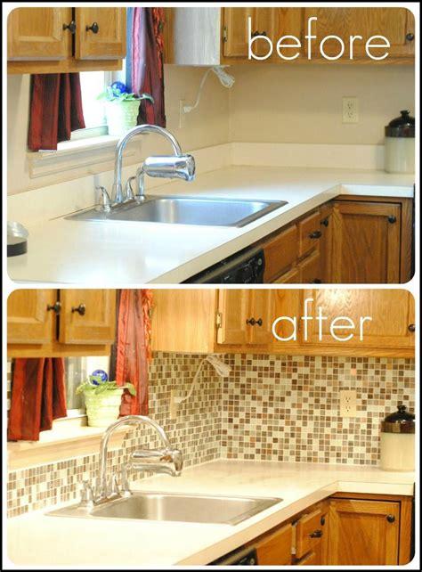 remove laminate counter backsplash  replace  tile
