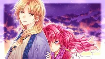 Yona Akatsuki Anime Dawn Soo Won Wallpapers