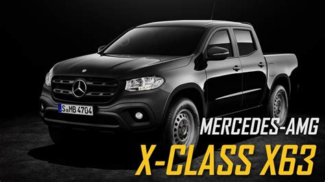 mercedes amg  class  pickup youtube