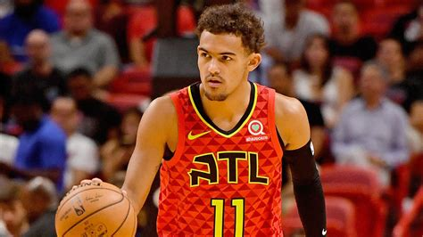 Trae young is an american guard on the atlanta hawks and wears adidas n3xt l3v3l shoes. Trae Young injury update: Hawks star gets good news on ankle, could return to action next week ...