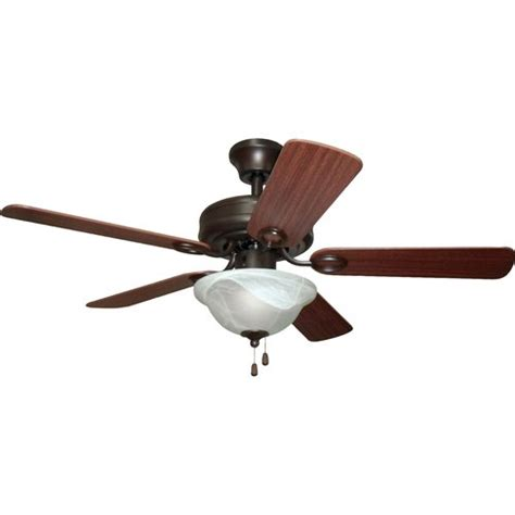 home elegance 42 quot ceiling fan bronze walmart