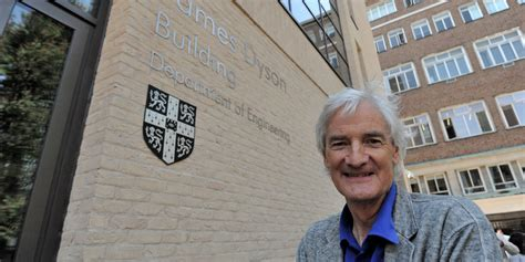 sir james dyson opens invention powerhouse