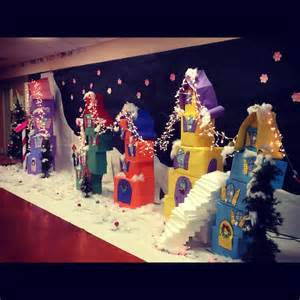 How to Make Whoville Houses