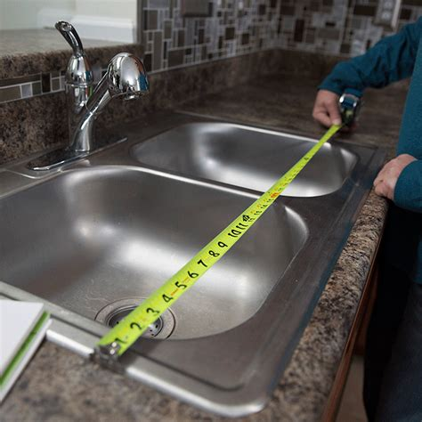 installing kitchen sink faucet how to install a kitchen sink