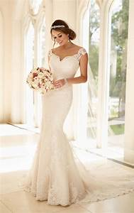 wedding gowns with lace back ipunya With lace back wedding dresses