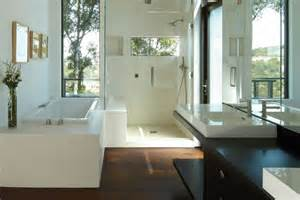 parkett für badezimmer modernes bad mit holz 27 ideen für möbel boden wand decke