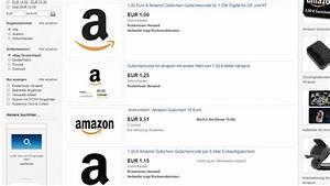 Amazon Gutschein Prüfen : ebay wie h ndler mit amazon gutscheinen das ranking manipulieren ~ Markanthonyermac.com Haus und Dekorationen