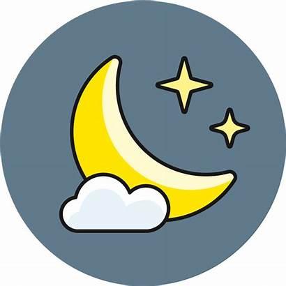 Moon Night Clipart Transparent Pinclipart