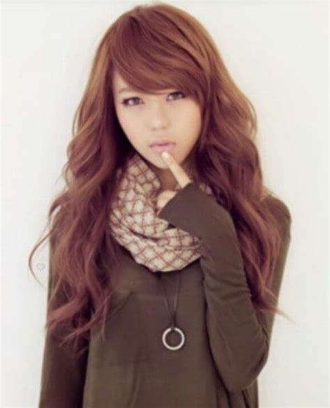 15 inspirations of long hairstyles for asian women