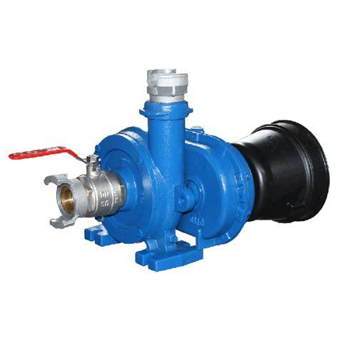 remorque chambre froide pompe à eau transmission à cardan débit 25 m3 h