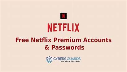 Netflix Premium Passwords Accounts Account Working