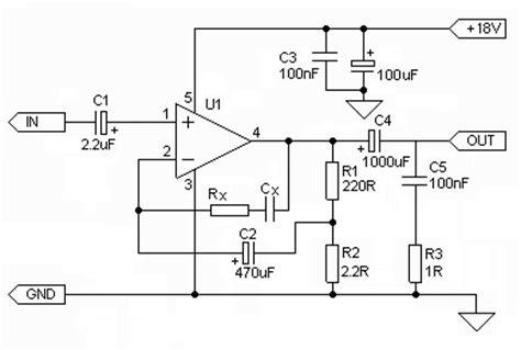 tda audio amplifier circuits