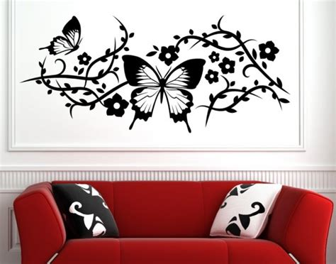 amazing butterfly large vinyl sticker wall stickers