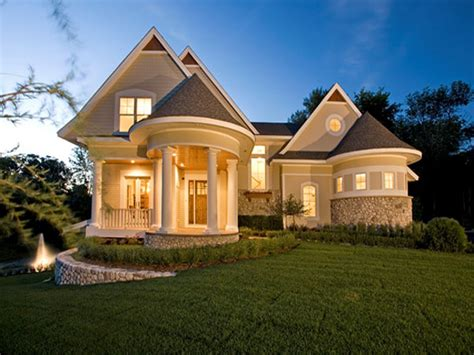 Simple Two-story House Plans Two Story House Plans With A