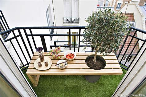 Balcon  Idée D'aménagement Extérieur, Spécial Petite Surface