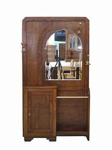 Garderobe Art Deco : garderobe wandgarderobe flurgarderobe art deco um 1930 ~ Michelbontemps.com Haus und Dekorationen